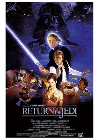 Return of the Jedi Original Movie Score - Star Wars Episode VI