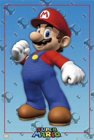 Super Mario - Nintendo's Super Mario