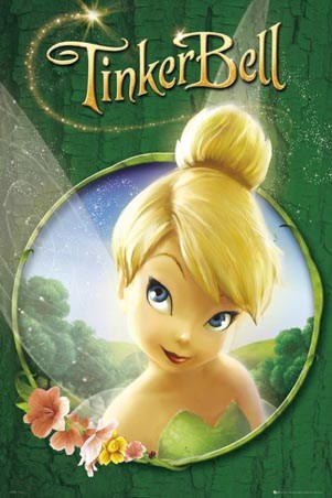 Tinkerbell - Disney Fairies