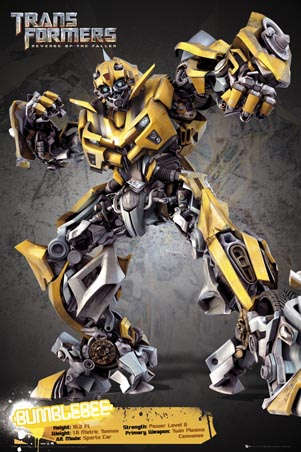 Bumblebee - Transformers: Revenge of the Fallen