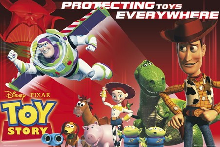 Protecting Toys Everywhere - Toy Story