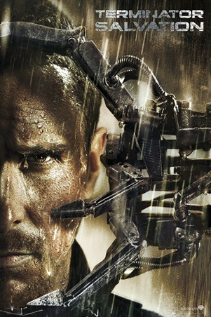 Christian Bale is John Connor - Terminator Salvation