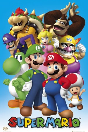 Super Mario All Stars - Nintendo's Super Mario