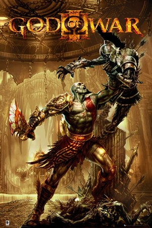 Prepare For Battle - God Of War III