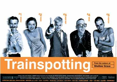 Irvine Welsh's Trainspotting - Trainspotting Cast