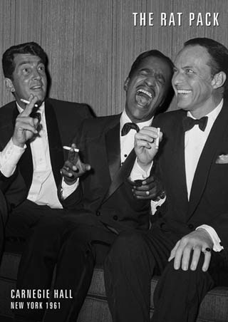 Carnegie Hall 1961 - The Rat Pack12