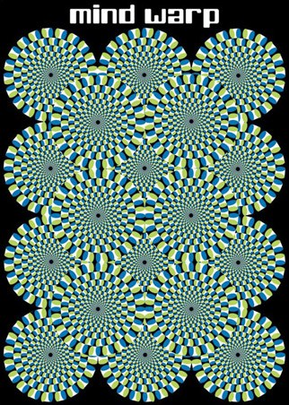In a Spin - Mind Warp Illusion