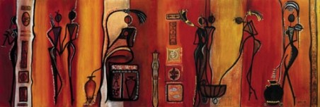 African Style II - African Art