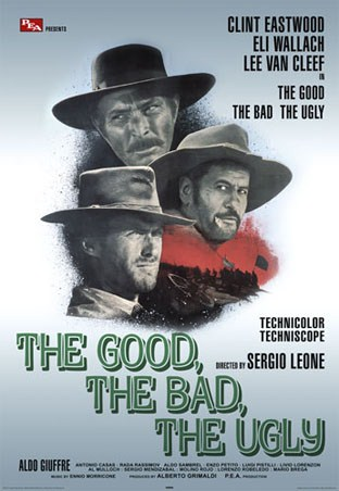 The Good, The Bad and The Ugly - Classic Film Movie Score