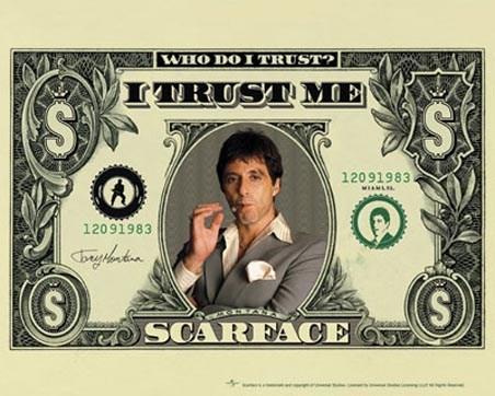 Montana Dollar - Scarface