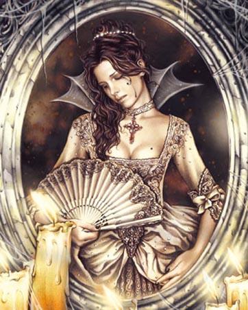 Mirror - Victoria Frances