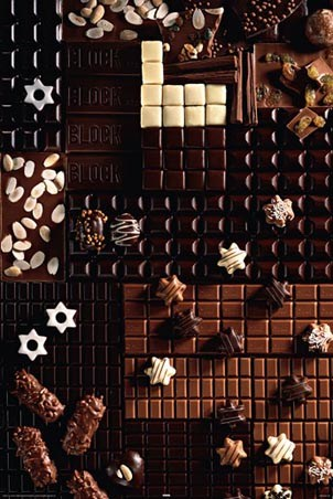 Chocoholic's Dream - Gourmet Chocolate