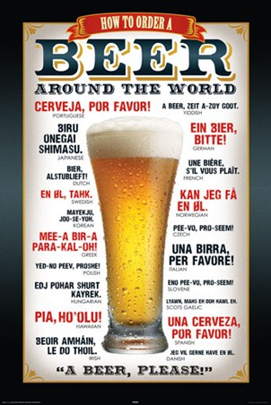 A Beer Please! - How to order a beer around the world