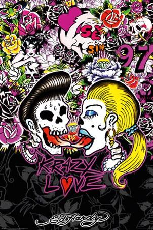 Krazy Love - EdHardy