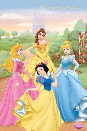 Once Upon a Dream… - Disney Princesses