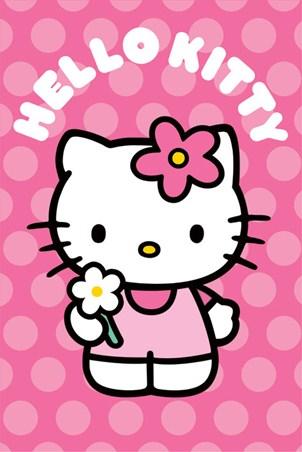 Polka Dots - Hello Kitty