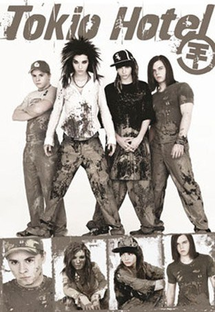 Group Shot - Tokio Hotel - Tokio Hotel