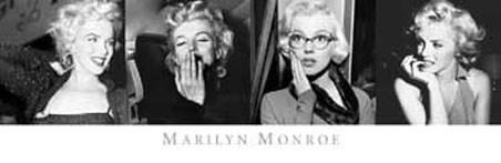 Portrait Quad - Marilyn Monroe