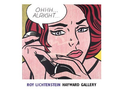 Oh Alright - Roy Lichtenstein