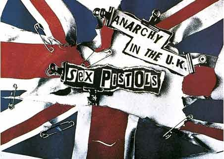 Anarchy in the UK - Sex Pistols