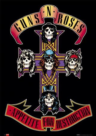 Appetite for Destruction - Guns 'n' Roses