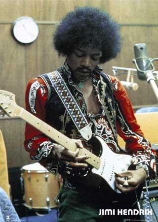Studio Shot, Jimi Hendrix - Jimi Hendrix