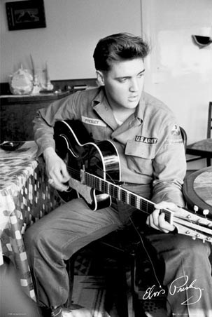 In the Army - Elvis Presley - Elvis Presley