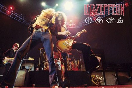 Led Zep - Live on Stage - Led Zeppelin