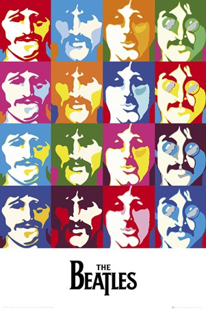 Sea of Colours - The Beatles
