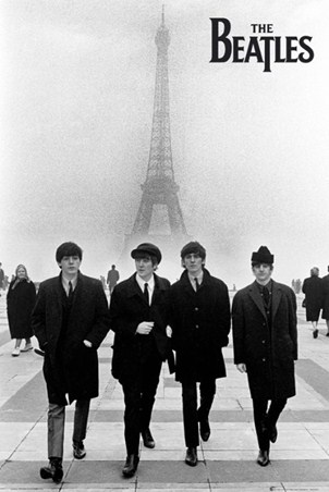 Liverpool Lads in Paris - The Beatles