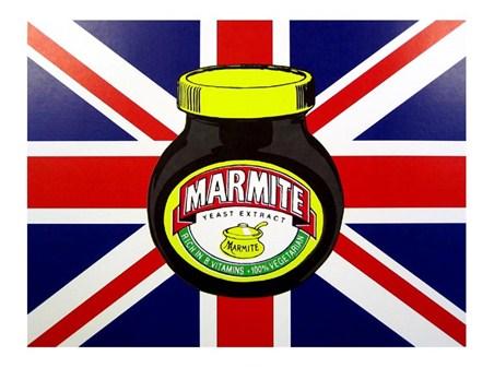 Union Jack - Marmite