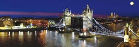 London Tower Bridge - London City