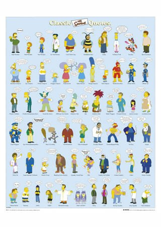 Simpsons, Classic Quotes - The Simpsons