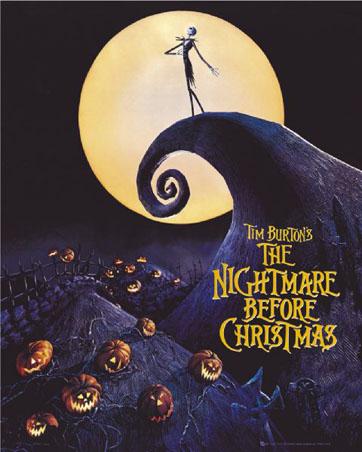 Jack Skellington - Tim Burton's The Nightmare Before Christmas