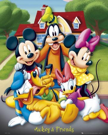 Mickey & Friends - Disney's Mickey Mouse