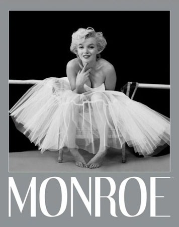 marilyn monroe ballerina marilyn monroe poster buy online. Black Bedroom Furniture Sets. Home Design Ideas