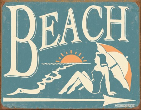 Vintage Beach - The Place To Relax