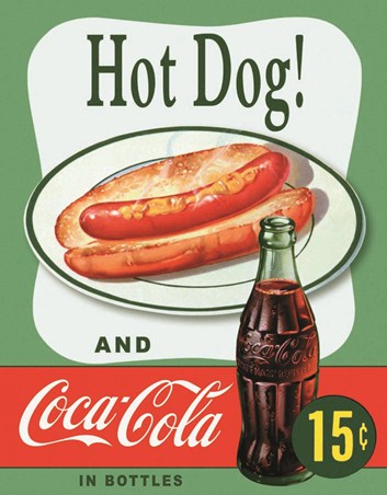 Hot Dog! - Coca Cola