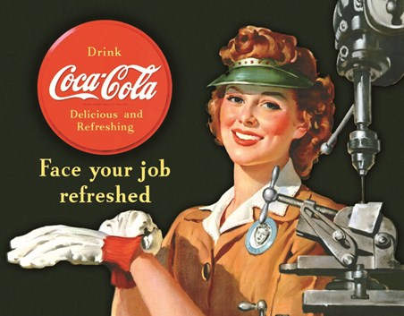 Face Your Job Refreshed - Coca Cola