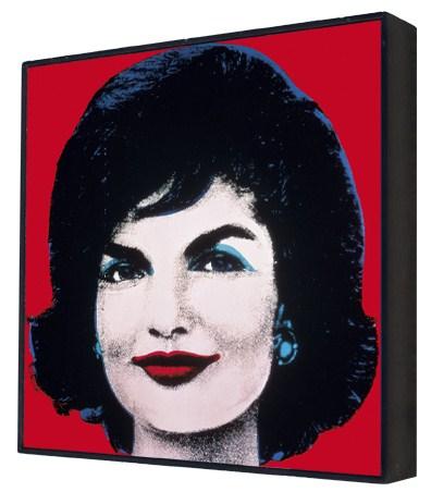 Jackie, 1964 - Andy Warhol Box Print