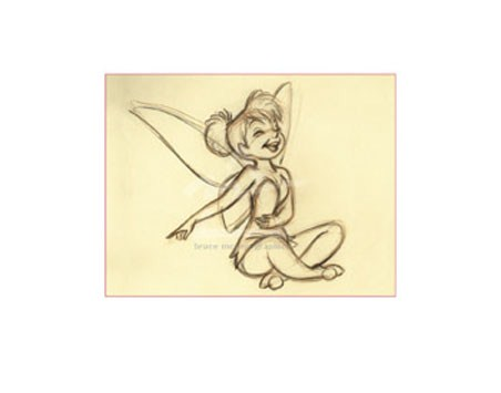 Tinker Bell - A Big Giggle - Disney's Peter Pan
