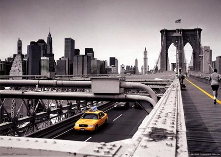 Yellow Cab - by Thomas Reis