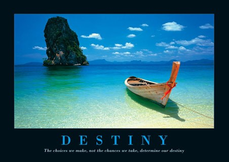 Canoe on the Shore, Thailand - Destiny, Aspirational