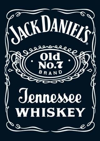 Whiskey  Label - Jack Daniels