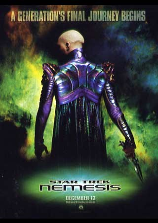 Star Trek, A Generations Final Journey Begins - Star Trek, Nemesis