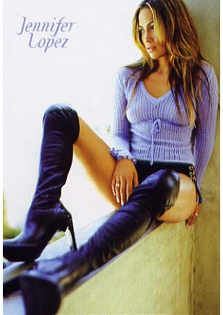 Thigh Boots - Jennifer Lopez