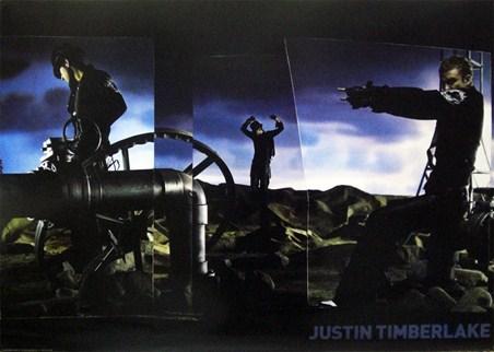 Justified, Justin Timberlake Poster - Buy Online