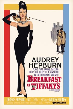 Audrey Hepburn stars in Breakfast at Tiffany's - Breakfast at Tiffany's