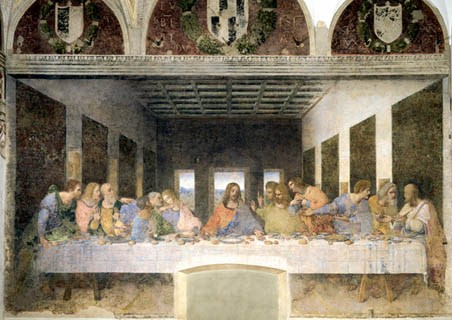 Last Supper - Leonardo Da Vinci