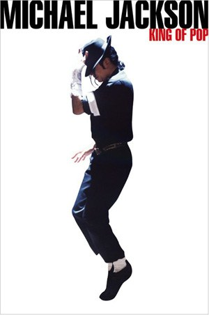 The King of Pop - Michael Jackson